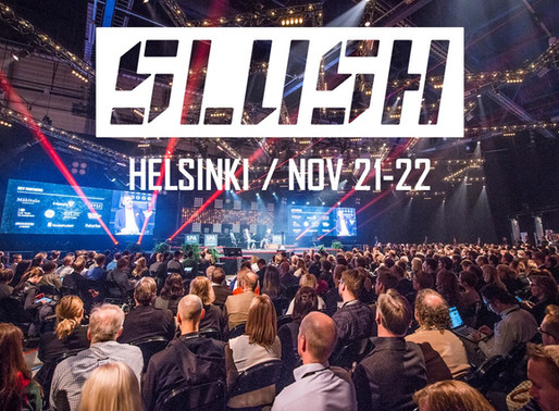 Join us as DTE attends SLUSH 2019 in Helsinki