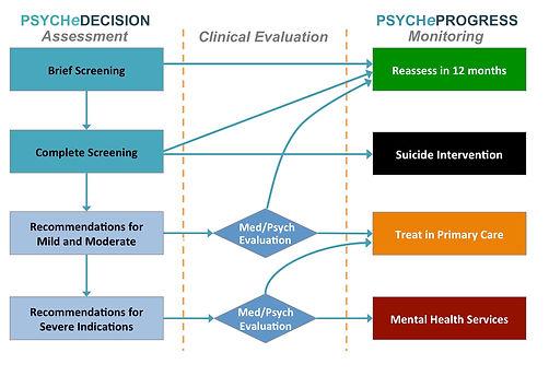PsycheAnalytics Workflow