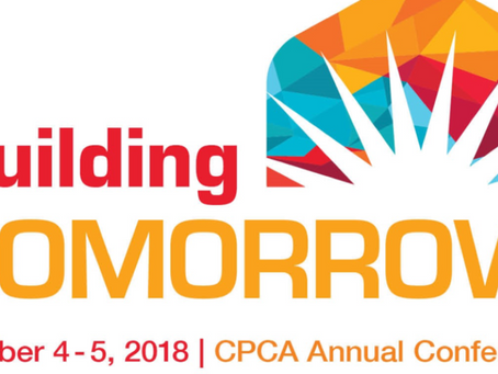 PsycheAnalytics to attend the 2018 CPCA Annual Conference at the Sacramento Conference Center, Oct 4