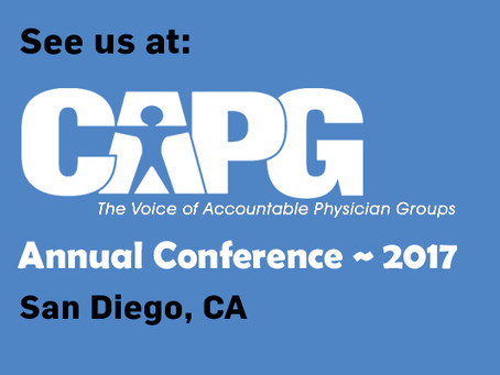 PsycheAnalytics attends CAPG Annual Conference 2017, June 22-24, 2017