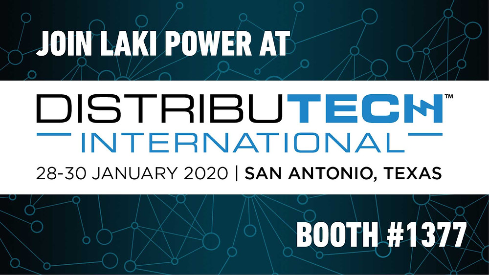 Join Laki Power at Distributech