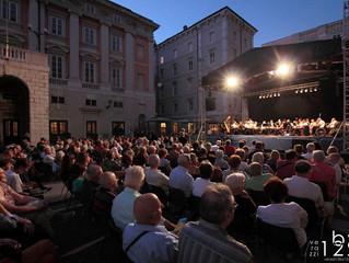 """Concerti estivi Civica Orchestra di Fiati """"G.Verdi"""" - Città di Trieste"""