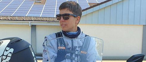 Nadine Baumann Fahrschule Team Baumann