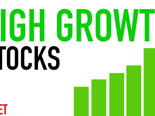4 Quarters of High Growth Stock Search