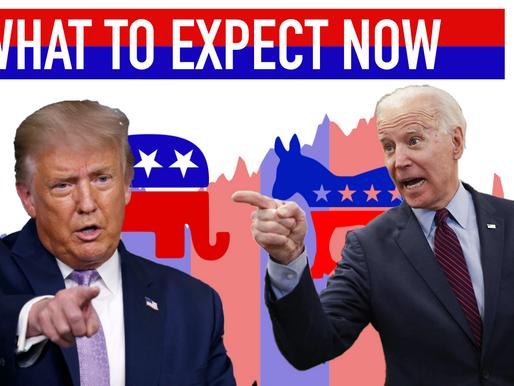 Trump, Biden whatever