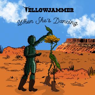 Yellowjammer Cover Art