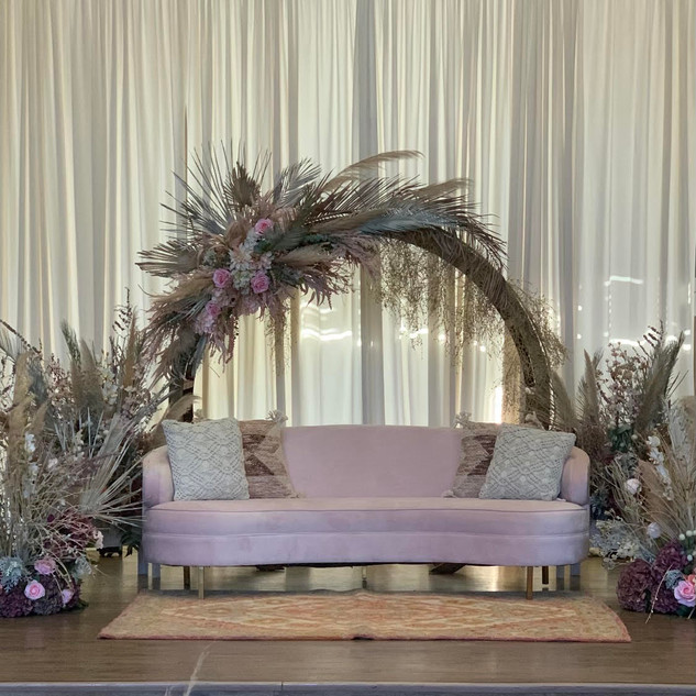 Boho Backdrop
