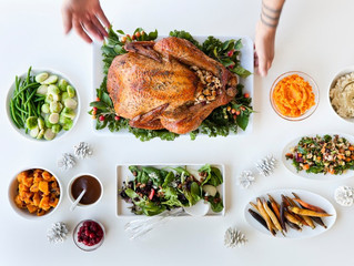Tips for eating healthier over the holidays