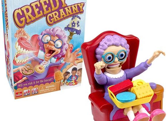 Greedy Granny