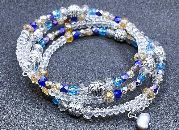 Moonlight Wrap Bracelet