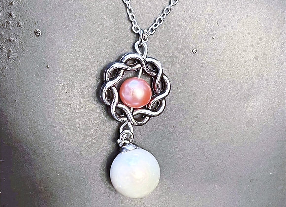 Harmonious Drop Necklace
