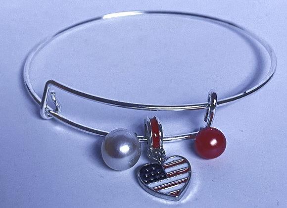Patrodic Wire Bracelet