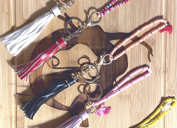 Beaded Bankles with FW opening