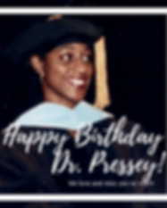 linked in of happy birthday dr.pressy!.p