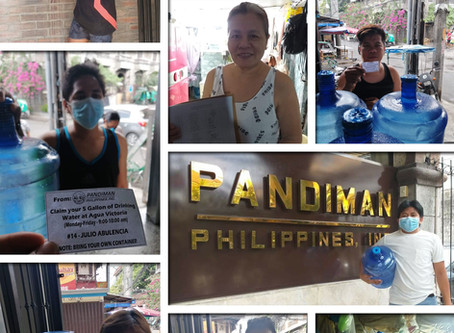 Reaching out in times of need