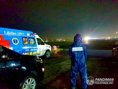Our Front Line Responders - Pandiman Company Representatives work 24/7