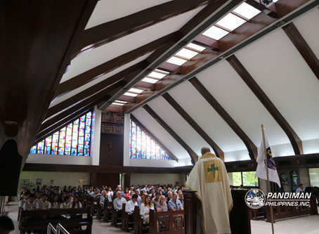 Pandiman Celebrates Sea Sunday 2020 - July 12