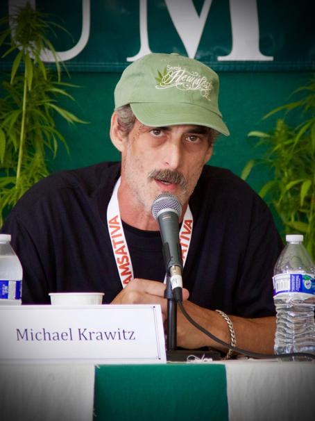 VAC Council Member Michael Krawitz