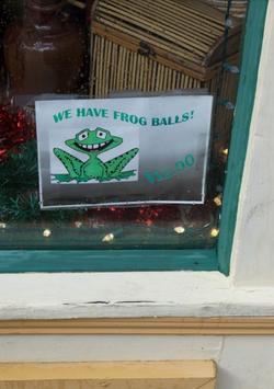 Frog Balls
