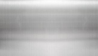 Stříbrný ocelový plech