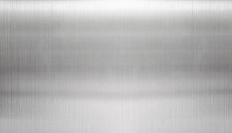Piatto d'acciaio d'argento