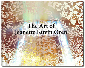 The Art of Jeanette Kuvin Oren