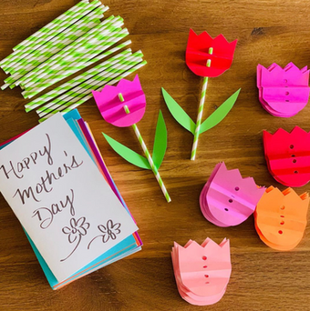Take home and keepsake crafts for families
