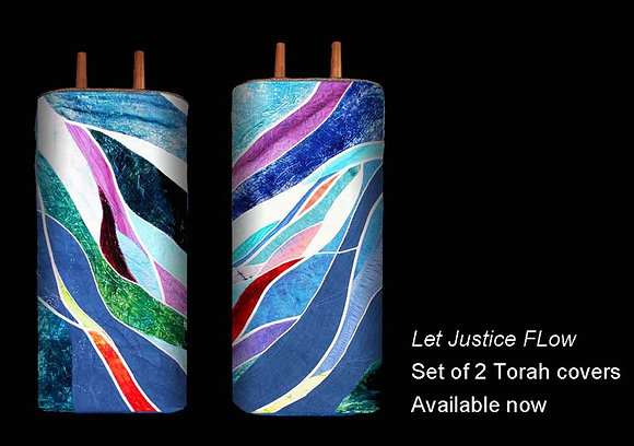 Let Justice Flow - SOLD