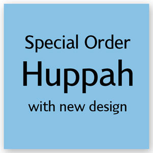 New design for a printed Huppah