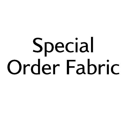 Special order fabrics with image