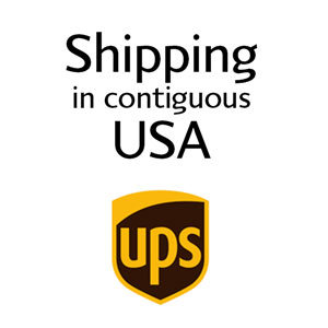 Shipping in US (not HI and AK)