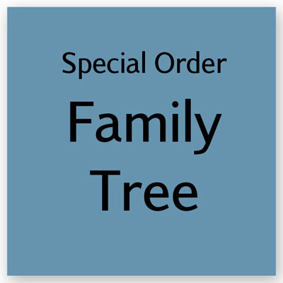 Special Order Family Tree: Final Payment