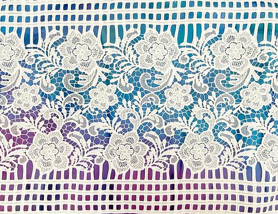 White lace   029