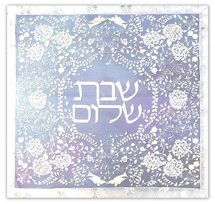 """Shabbat Shalom """"papercut"""""""