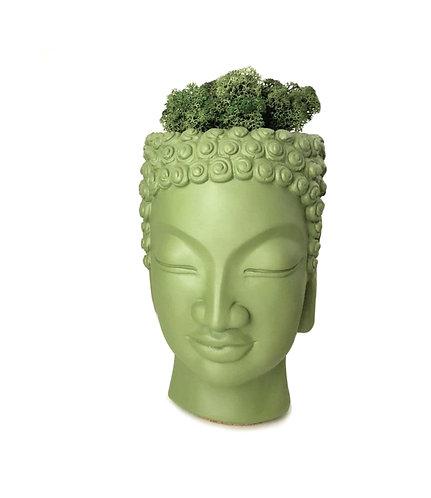 Скульптура органайзер в образе Будды, высота 21 см.