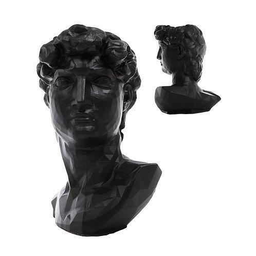 Скульптура органайзер в образе Давида,  высота  24,5 см