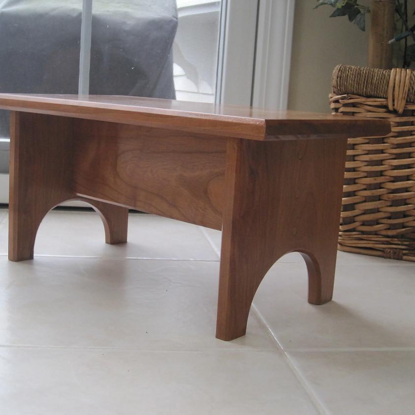 Make a Wooden Step Stool