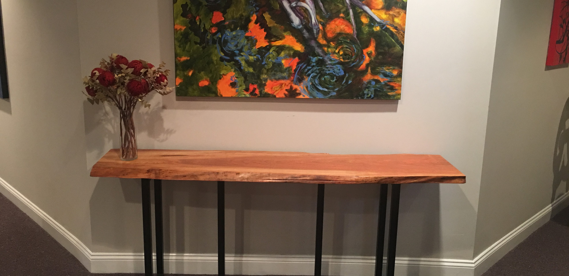 Live Edge Table by Armando