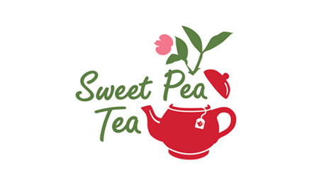 Sweet Pea Tea Logo