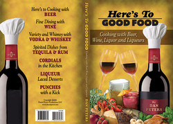 Here's to Good Food Book Cover
