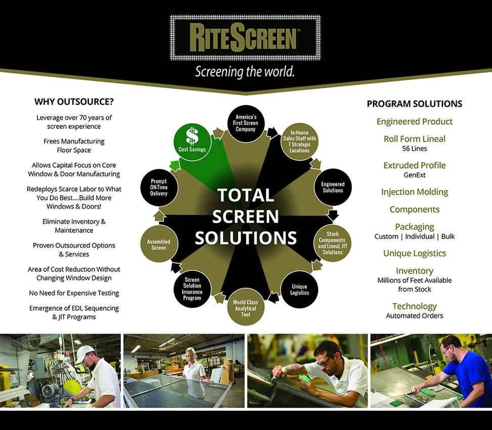 Rite Screen Trade Show Backdrop