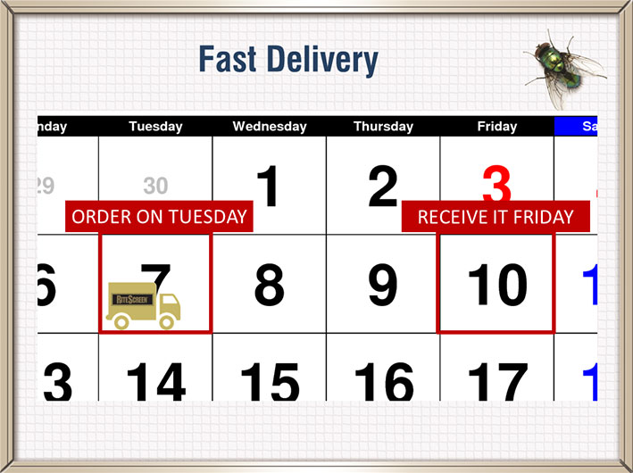 Delivery Slide Design