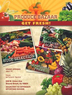 Produce Bazaar Ad