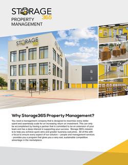 Storage365 Brochure