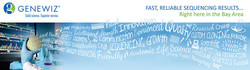 DNA Sequencing Banner Ad
