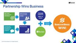 Partnership Presentation Slide