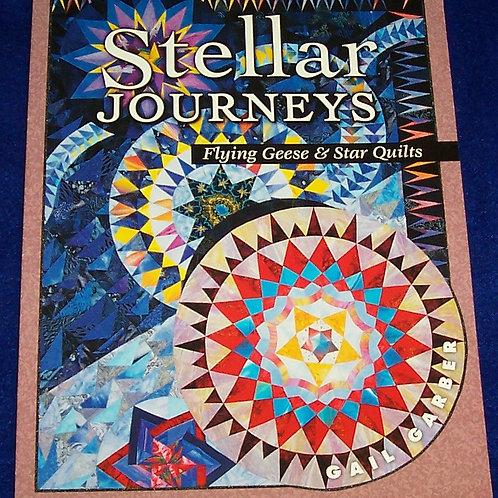 Stellar Journeys Gail Garber Quilt Book