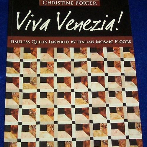 Viva Venezia Christine Porter Quilt Book