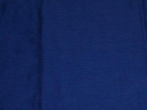 Silk or Silk Blend By the Piece Blue 1 Yard