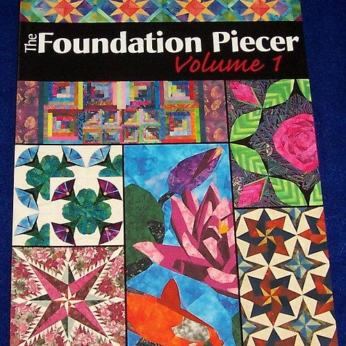 The Foundation Piecer Volume 1 Liz Schwartz Stephen Seifert Quilt Book